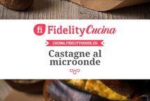 cuocere castagne