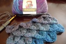 Crochet&Knitting / by Kimberly Diener
