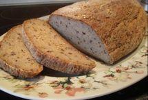 Bezlepkové pečení / cukroví, koláče, chléb