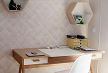 Geometric Home Interiors