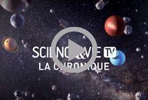 Chronique Science & Vie TV