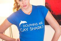 Aanstootgevende Dames T-Shirts