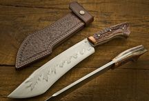 Sam L. / special bowie knife