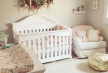 Baby girls nursery