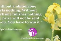Articles on Motivation / Be An Inspirer - Spread the Inspiration Visit - www.beaninspirer.com for more.