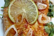 Recipes - Seafood / by Marissa VanWey