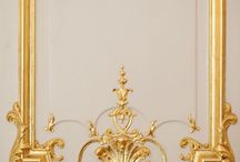 Gild French panel