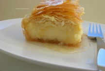 Our Sweet Greece / Desserts with the taste and the aromas of Greece.