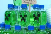 Party! Minecraft Theme