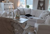 Living Spaces / Lounge rooms and open living spaces styling inspiration.