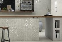 Handcrafted Ceramic Tile / Handcrafted ceramic tile designs made in the USA and around the world.