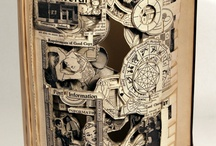 Carved & Cut Books / by Linda Reese