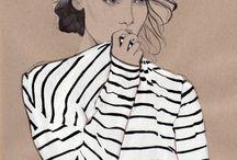 J'm ton style ❤️ / Illustrations et illustrateurs(trices) de talent (selon mes goûts)