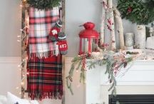 Holiday Decor / Sharing some Holiday decor inspiration!