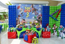 Toy Story Party Ideas / Kids Birthday Party Ideas By www.dreammakersparty.com