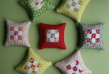 Pincushions & Sewing Accessories / by Kathy Parks