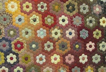 Hex quilt ideas
