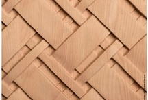 Wood panelling