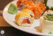 COMER // Sushi Lapa
