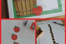 apple activities kindergarten
