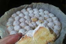 torta di mandorla