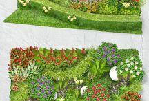Böschung anpflanzen