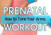 Workout für Schwangere / Leichte Übungen um trotz Schwangerschaft fit und vital zu bleiben