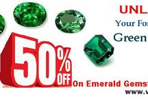 Buy Emerald Panna Gemstone Online / Great good quality loose Emerald (Panna) gemstone for astrology benefits. in spiritual context and for good luck in life for low price and values at Vedicratna.com. Emerald, the birthstone of may well and associated with planet mercury
