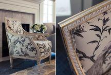 decoration details / sabanas, telas, vajillas, detalles en la decoración de una casa