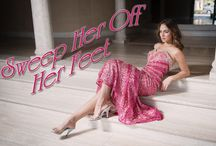 Sweep Her Off Her Feet / Fabulicious footwear for your date night xoxo