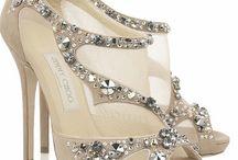 Bridal Shoes / Glam wedding shoes, bridal footwear
