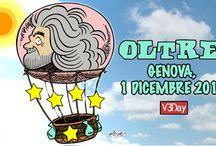 Beppe Grillo V3 Day ... il terzo Vday del MoVimento 5 Stelle / Raccogliamo tutte le news e le foto del 3 VDay a Genova