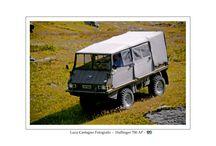 Steyr Puch. Haflinger 700 AP / Steyr Puch. Haflinger 700 AP off road 4X4
