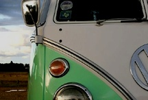 volkwagen bus / This is the car i have in my dreams