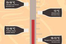 České infografiky o víně / Na tomto boardu najdete různé infografiky o víně v českém jazyce.
