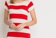Super Streifen T Shirt, jedoch nicht für kräftige Frauen