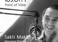 Brand and Branding Podcasts / MakkiMakki Business Radio Show discusses harnessing the power of strategic brand and branding in business practices on Brava Radio 103.8 FM Jakarta's Point of View.