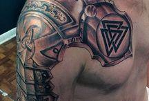 tattoo zbroj
