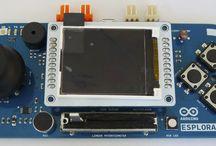Arduino Esplora / Arduino Esplora based projects.