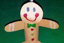 Gingerbread Man / Gingerbread Man