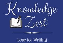 Knowledge Zest / Articles from my blog Knowledgezest.com