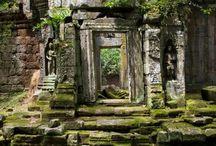 Environment - Jungle ruins