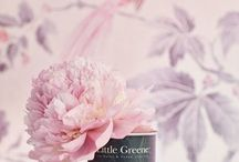 The 'Pink' collection by Little Greene