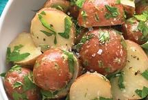 Potatoes/Spuds / by Sheila McGary-Baird