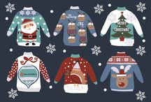 Christmas Jumper Day 2017 / Save the Children UK's Christmas Jumper Day is BACK! Time to dig out your knits, get together, and make the world better in your sweaters on Friday 15 December. This year nothing's out of bounds – except good taste. Go big. Go Bold. Go BlingyTinselTree!