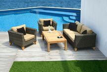 Kolekcja Sydney / Klasyczne, pięknie wykonane meble ogrodowe, które pasują na każdy taras.