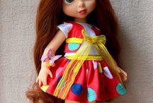 Disney animator Dolls / Одежда для кукол со всего мира.