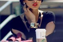 Beauties in black {hair}