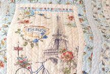 Paris Forever Quilt