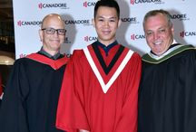 Convocation 2016 - Friday, June 10, 2016 / Graduating students from the School of Aviation Technology / School of Indigenous Studies / School of Trades and Technology